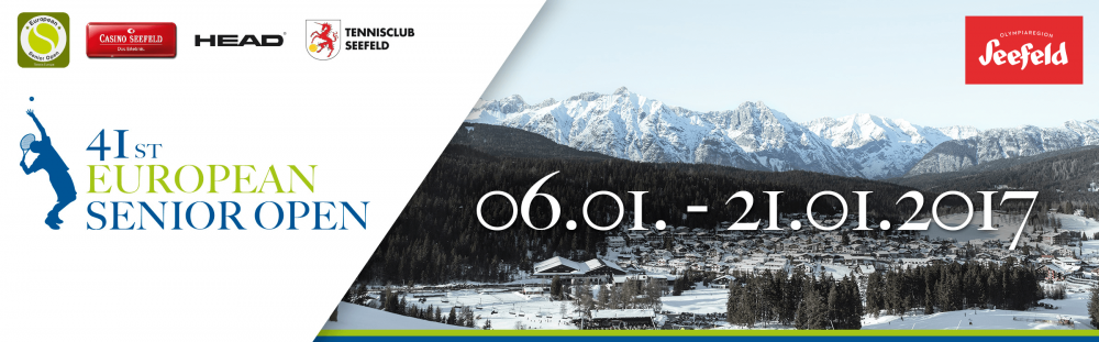 41. European Senior Open – Seefeld in Tirol