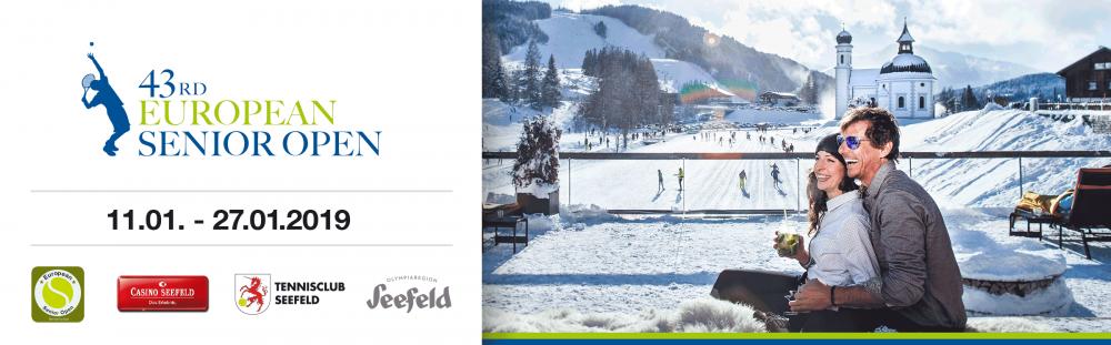 43. European Senior Open – Seefeld in Tirol