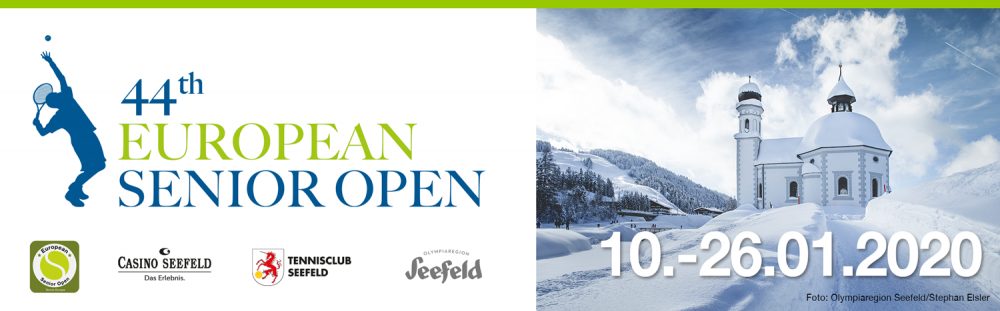 44. European Senior Open – Seefeld in Tirol